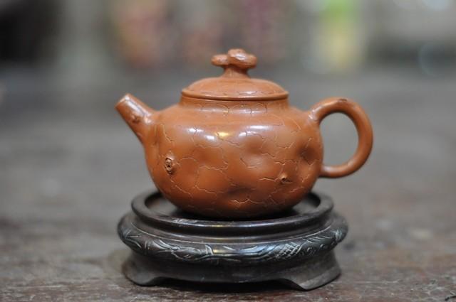 ấm trà tử sa cung xuân